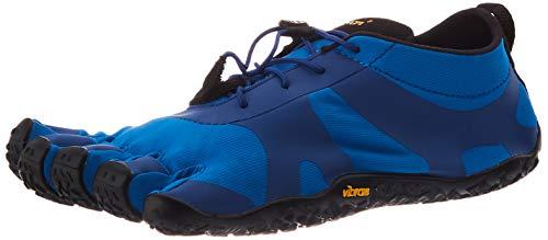 Vibram Five Fingers Men's V-Alpha Hiking Shoe (43 D EU, Blue/Black)