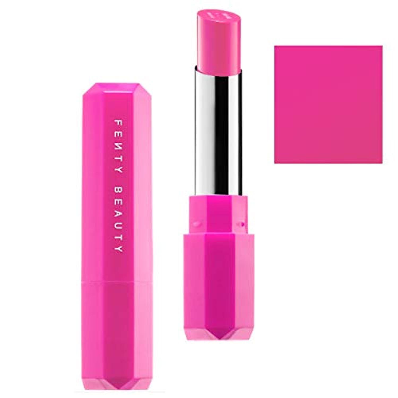 FENTY BEAUTY BY RIHANNA,New!!, 限定版 limited-edition, Poutsicle Juicy Satin Lipstick - Alpha Doll [海外直送品] [並行輸入品]