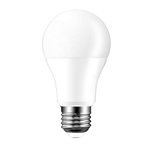 Smart Bulb RGB Dimmable Colour Changing 15W E27RGB WiFi Smart LED Light Bulb No Hub Required Remote Voice Control Style1 Moligin Home