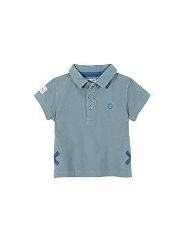 Gocco Pique P Camiseta Polo, Verde (Verde S06rncca902vf), 68 (Tamaño del Fabricante: T: 6/9) para Bebés