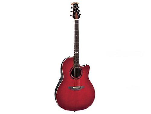 Ovation Balladeer LX 1771 Elektro-Akustikgitarre