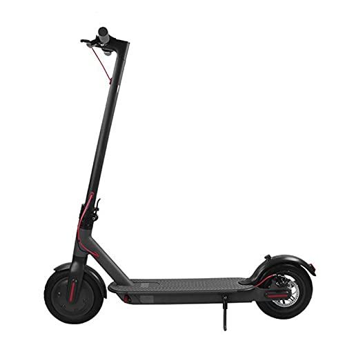 qwert Doble Sistema De Frenado Patinete Electrico Adulto,Motor De 350w,Plegable E-Scooter,Scooter Portátil...
