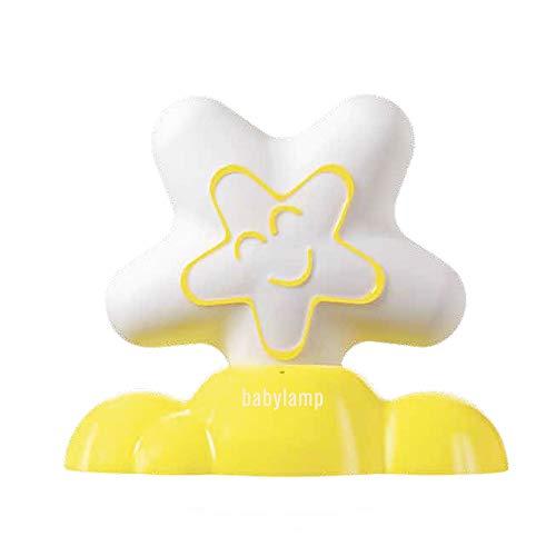 Suavinex 401230 Baby Lamp - Lámpara de sol amarillo - 0,72 kg