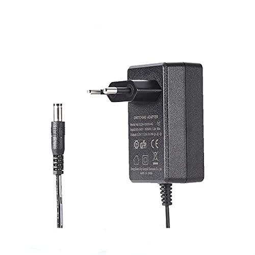 SOOLIU AC DC Adapter for SEGA Master System 2 Pack 3025 II MK-3025 Power Supply Cord