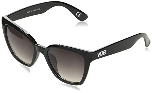 Vans Hip Cat Sunglasses Gafas, Black, Talla Única para Mujer