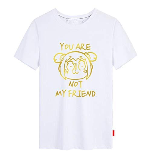 ポプテピピックT-シャツ,ポプテピピック半袖,ポプコピピミプルオーバーアニメファン A LL
