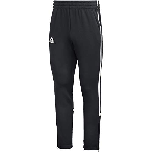 adidas Under The Lights Pant - Men's Casual S Black/White