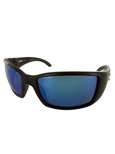 Costa Del Mar BLACKFIN Polarized Sunglass - Matte, Matte Black, Size One Size