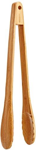 Norpro 7646 Bamboo Tong, 12'