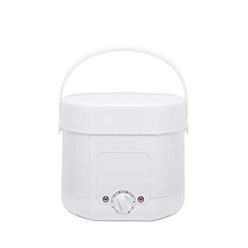 Sugaring Cane Wärmegerät für Zuckerpasten - Temperatur Einstellbar - Wachswärmer geeignet für 500 g Dosen (Wärmegerät 1-fach)