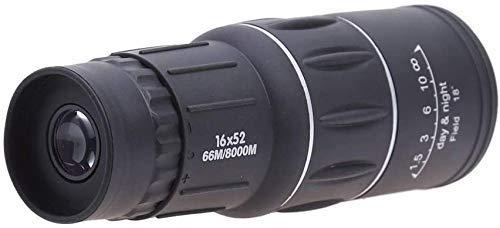 Fernglas Spektral, Teleskope Monokular Brille Low Light Nachtsicht Kinderbrille-16X52 Hd Prisma Großer Durchmesser Superweitwinkel wasserdichte Teleskope Anfänger