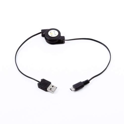 USB Charger Data Sync Cable Cord for Sony MDR-ZX770BN Wireless Headphone Headset