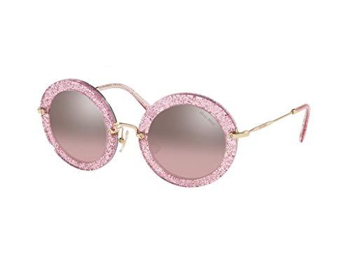Miu Miu sonnenbrille MU 13NS SPECIAL PROJECT 1467L1 rosa größe 49 mm, frau
