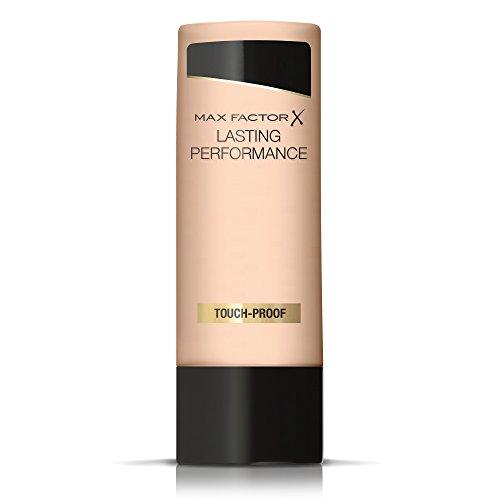 Max Factor Lasting Performance Foundation Fair 100 – Langanhaltendes Flüssig Make-up – Für die perfekte, schwerelose Grundierung – 1 x 35 ml