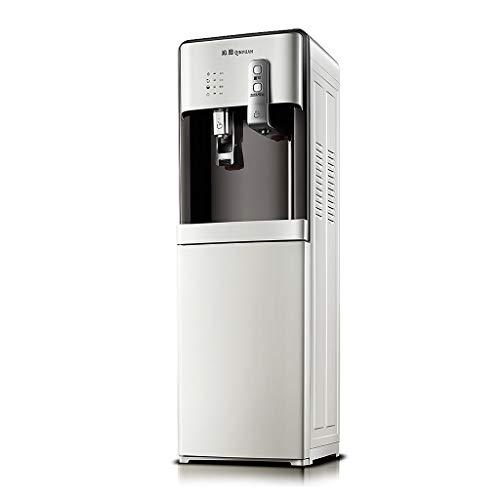 Heiß- und Warmwasserspender 5 Gallonen, Instant-Heißwasserspender Bottom Load für Home Office, Kindersicherheitsschloss und energiesparend, einfach zu bedienen