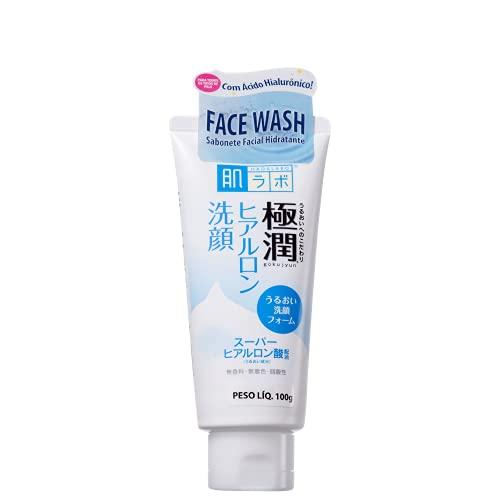 Hada Labo Gokujyun - Sabonete Facial 100g