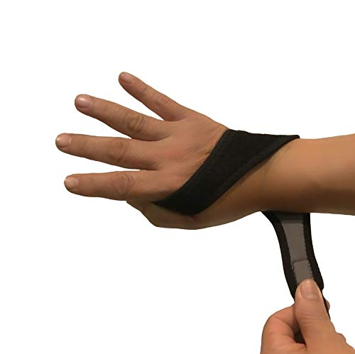 IRUFA,WR-OS-17,Breathable Neoprene Wrist Brace, for TFCC Tear- Triangular Fibrocartilage Complex Injuries, Ulnar Sided Wrist Pain, Weight Bearing Strain, One PCS (Neoprene)