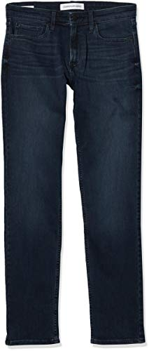 Calvin Klein Herren Slim Fit Jeans, Essex Stretch, 36W / 30L
