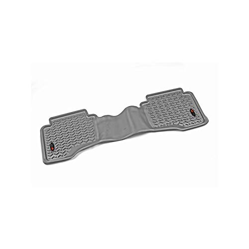 Tapis Arriere Gris Jeep Grand-cherokee Wh