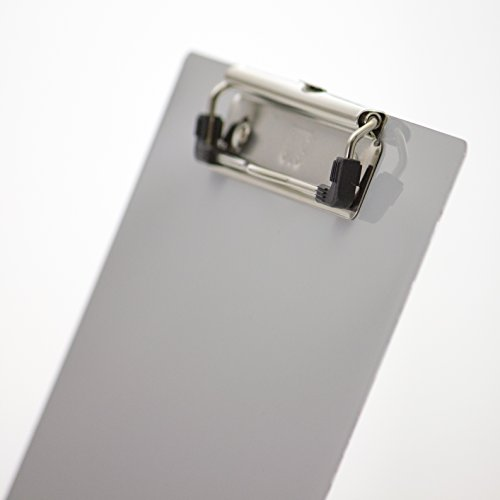 Officemate OIC Aluminum Clipboard, Legal Size, Silver (83212) Photo #2