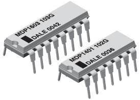 Resistor Networks Arrays 16pin Special Max 53% OFF Campaign 100Kohms 10 Isolated of 2% Pack