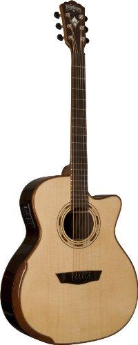 Washburn wcg25sce Western Guitarra