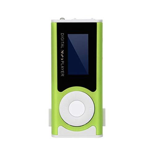 Ailan Musique numérique Lecteur MP3 USB OLED SN MP3 Support MP3 16 / 32GB Micro SD TF Carte TF Clique DE CONCEPTE DE LA PLUI DE LA PLUI
