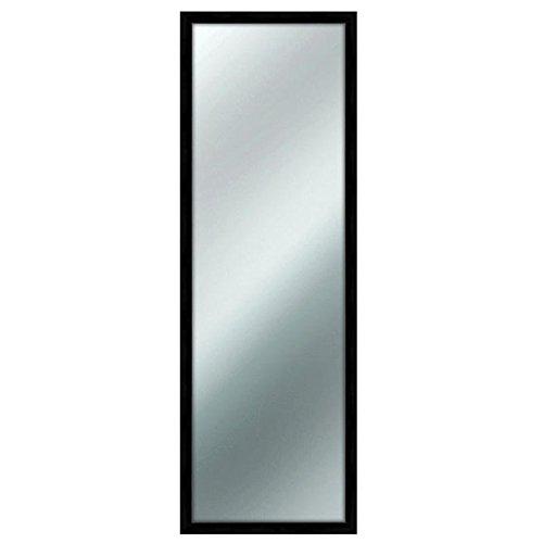 Specchio da parete MIRROR RAINBOW 40x125 cm colore Nero
