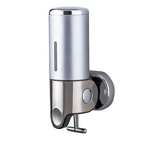 CABINA HOME Seifenspender zur Wandbefestigung Seifenspender die Wand für Küche Badezimmer Shampoo Duschgel (500ML)