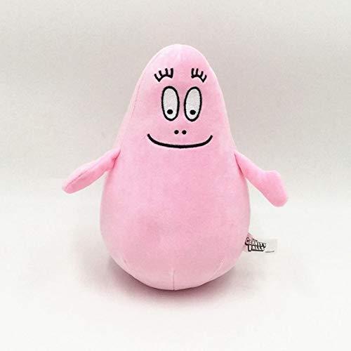 Knuffel 23 Cm Cartoon Roze Barbapapa Knuffels Soft Gevulde Poppen Kids Gift