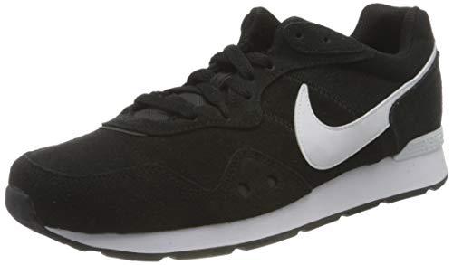 Nike Venture Runner Suede, Zapatillas para Correr Hombre, Black White Black, 44 EU