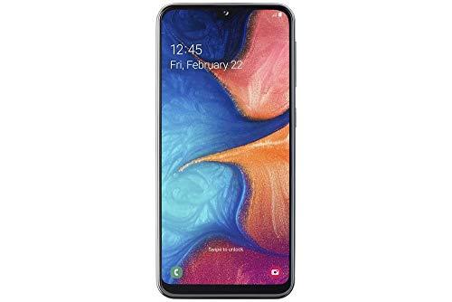 Samsung Galaxy A20e Smartphone (14.82cm (148.2 mm) 5.8 Zoll) 32GB interner Speicher, 3GB RAM, Dual SIM, Schwarz) - Deutsche Version