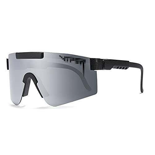 ACJB Gafas de sol polarizadas deportivas, gafas de sol para ciclismo al aire libre, gafas de sol para hombres y mujeres, correr, pesca, escalada, senderismo, esquí, conducción, golf, vacaciones