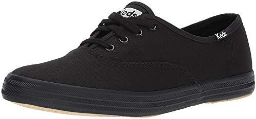 Keds Damen CHAMPION CVO CORE CANVAS Sneakers, Schwarz (Black), 37.5 EU