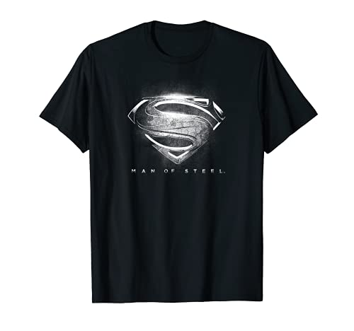 Superman Man of Steel Contrast Logo...