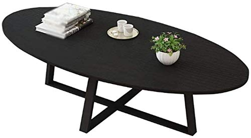 Massivholztisch, Wohnzimmer Couchtisch minimalistisch moderner Multifunktionstisch/Bürocomputer Schreibtisch,A