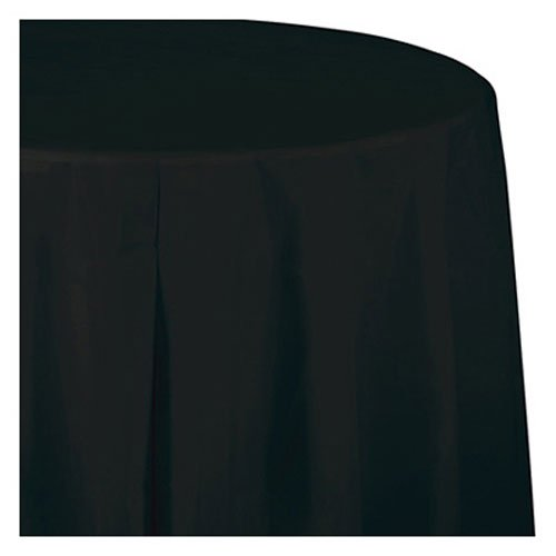 Creative Converting papieren tafelkleed, zwart fluweel