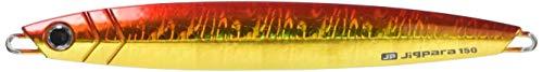 メジャークラフト ルアー メタルジグ ジグパラ バーチカル ショート #03 レッドゴールド JPV-120