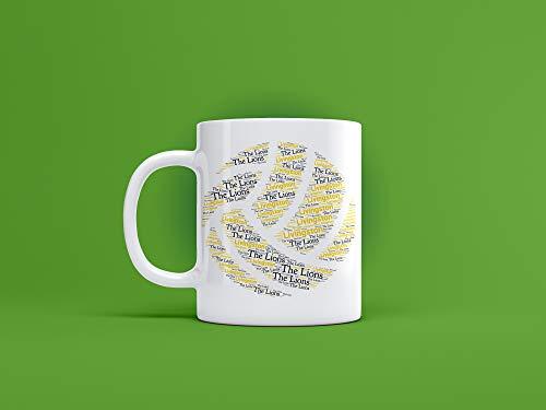 Livingston FC Ceramic Ball Mug/Cup