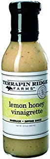 Lemon Honey Vinaigrette Dressing by Terrapin Ridge Farms – One 12 oz Bottle