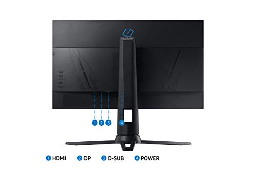 Samsung Monitor Gaming Odyssey G3 (F24G33), Flat, 24