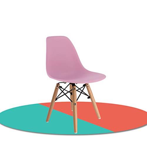 PLL Kinderstoel, kunststof rugleuning leerstoel, student training stoel kruk