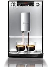Melitta E950-103 Automatisk Kaffemaskin, 1.2 L, Silver