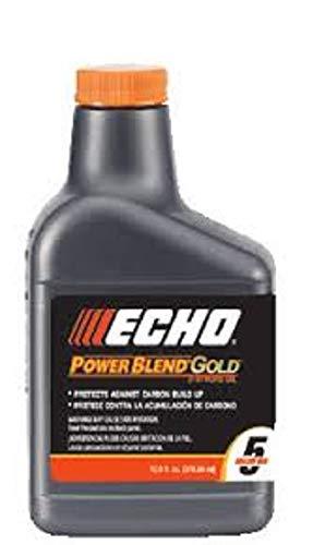 Echo 6450005G 13oz Oil Bottle 5 Gallon Power Blend Oil Mix (50:1)