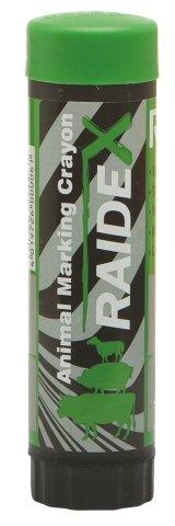 Viehzeichenstift RAIDL grün Drehschieber, 2-er Pack