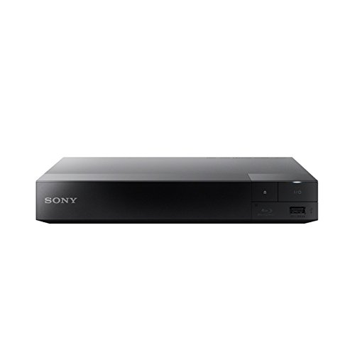 Sony BDP-S1500 Blu-ray Player (Super Quick Start und Sony Entertainment Network) schwarz