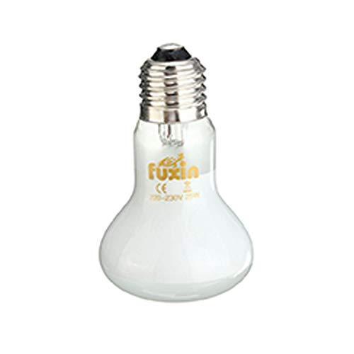 Absir 1PC 25W/50W/75W Uva Daylight Heater Lamp for Tortoises Lizard Reptiles ?75W