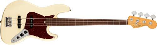 Fender American Professional II Jazz Bass FL RW OWT · Bajo...