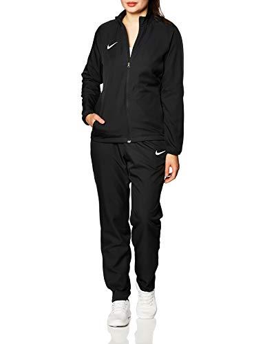 Nike Damen W Nk Dry Acdmy18 TRK Suit W Trainingsanzug, schwarz/schwarz/anthrazit/weiß, M