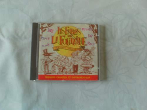 Les Fables De La Fontaine Versions Originales, Chantees par Patrick Abrial [Import Allemand]